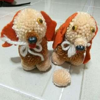 Handmade Craft doggies