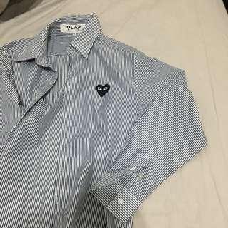 川久保玲 襯衫