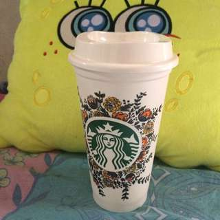 Starbucks Limited Edition Reusaple Cup r( re price )