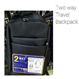 2Way Travel Bag