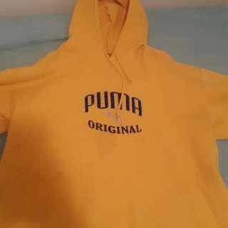 Vintage puma jumper