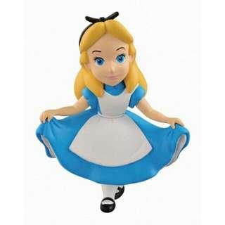 愛麗絲 公仔 轉蛋 愛麗絲夢遊仙境 玩具 扭蛋 盒玩 Wcf 日本
