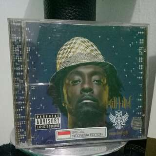 CD Will.I.Am - Songs About Girls (Special Indonesia Edition)