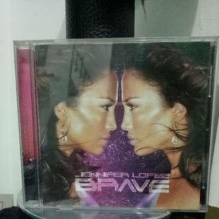 CD Jennifer Lopez - Brave