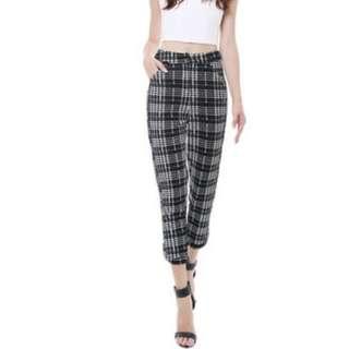 BN MDS Tweed Pants