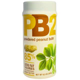 *Low-Calorie* PB2 Powdered Peanut Butter (Diet/Healthy)