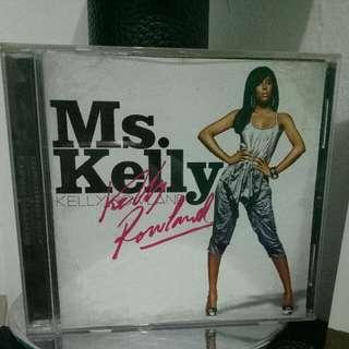 CD Kelly Rowland - Ms. Kelly