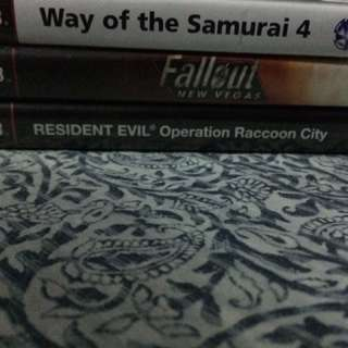 PS3 Games(500each)