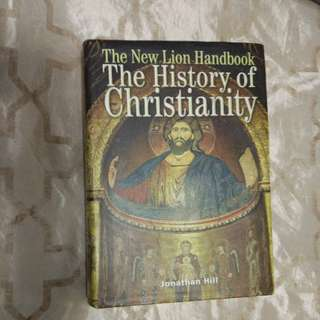 The History of Christianity (HARDCOVER)
