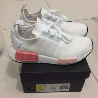 Adidas NMD R1 Pink size 6