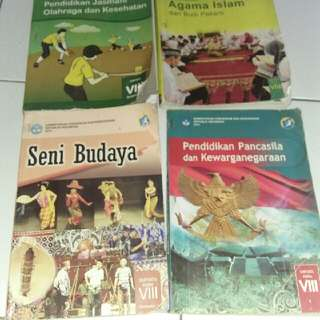 take all 60rb buku pelajaran kls VIII kurikulum 2013
