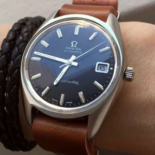 SOLD-     35.5mm Omega Seamaster Automatic Caliber 565