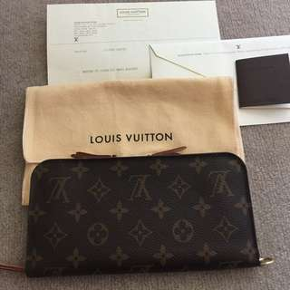Louis Vuitton Insolite Wallet - Limited Edition