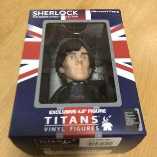 Sherlock Titans 4.5 inch Titans Vinyl Figure