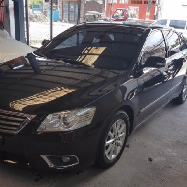 2010 Toyota Camry For Sale: 2010 Toyota Camry 2.4G A/T(Black), Cars, Cars For Sale On