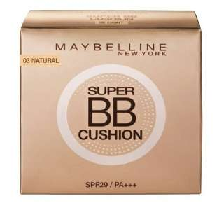 maybeline BB chusion