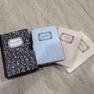 Marc Jacobs Daisy Notebook