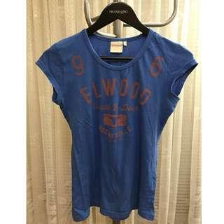 Elwood tshirt size S