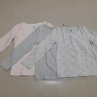 H&M Basic For Baby Girl Take All For 250