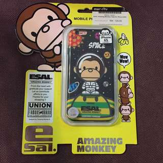 i-phone 6 & 6s monkey casing