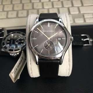 Emporio Armani Swiss Made Ars1000 只帶過一次 Watch 錶 Fossil Seiko 鐵達時