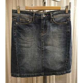Just Jeans Denim skirt size 8