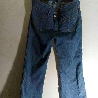 Kamiseta Light Blue Flared Pants