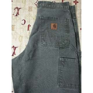 Carhartt 6 Pocket Denim Working Pants (Size 32)