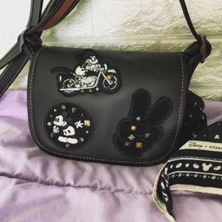 Coach x Disney sling bag