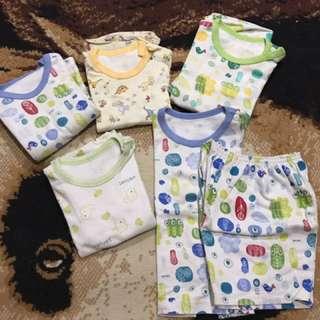 Baju rumah anak velvet