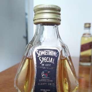 mini bottle