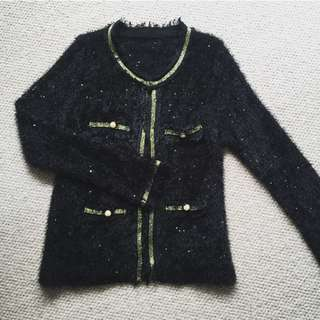 chanel style blouse