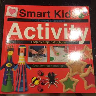 Smart Kids Activity book