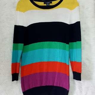 Knitted Longsleeves Top