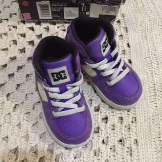 Authenti DC High Cut Shoes