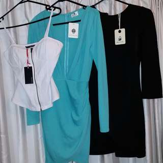 📮 Brand New Label Name Womens Clothing Bundle - Size 8 - Over $150 Value