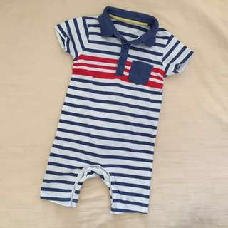 PRICE REDUCED! RM23! Authentic Mothercare Romper