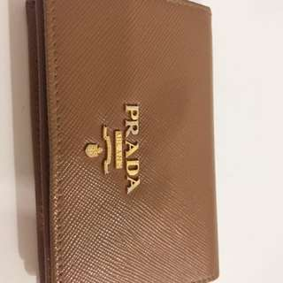 【Price Down!】Prada Card Holder