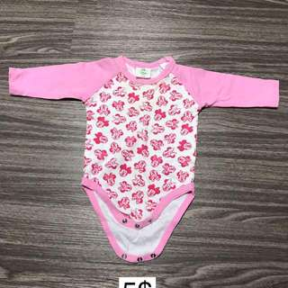 Baby Rompers Long Sleeve