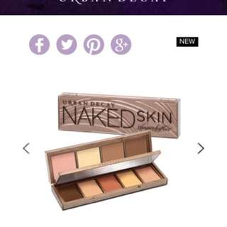 (Reduced)Urban Decay Naked Shapeshifter