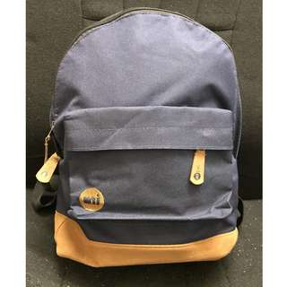 Mi mini backpack navy blue
