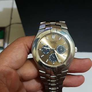 Casio Edifice Ef 304