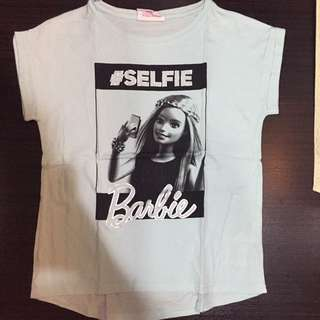 Barbie doll #selfie shirt