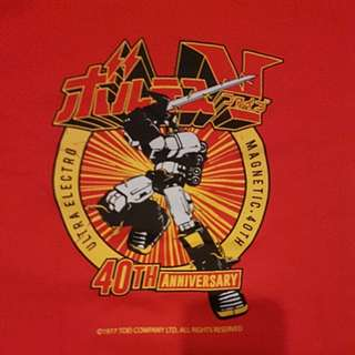 40th Anniversary T-shirt VOLTES V (XL), Toys & Games, Video Gaming