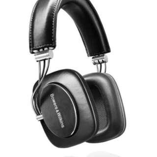 Bowers & Wilkins B&W P7 Audiophile Headphones