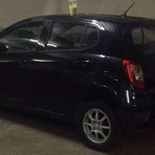 Perodua AXIA 1.0 for rental