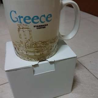 Starbucks Greece Mug