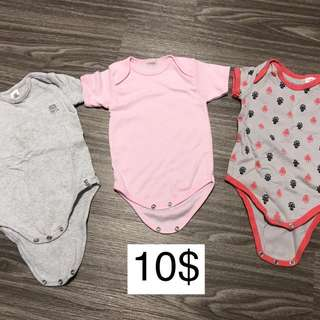 Baby Clothes (0 To 3 Months)