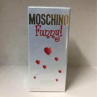 Moschino Funny! 25ml EDT [Women's fragrance/perfume]