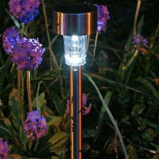 Lampu Taman Tenaga Matahari